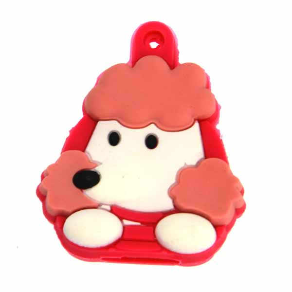 Poodle Key Cover