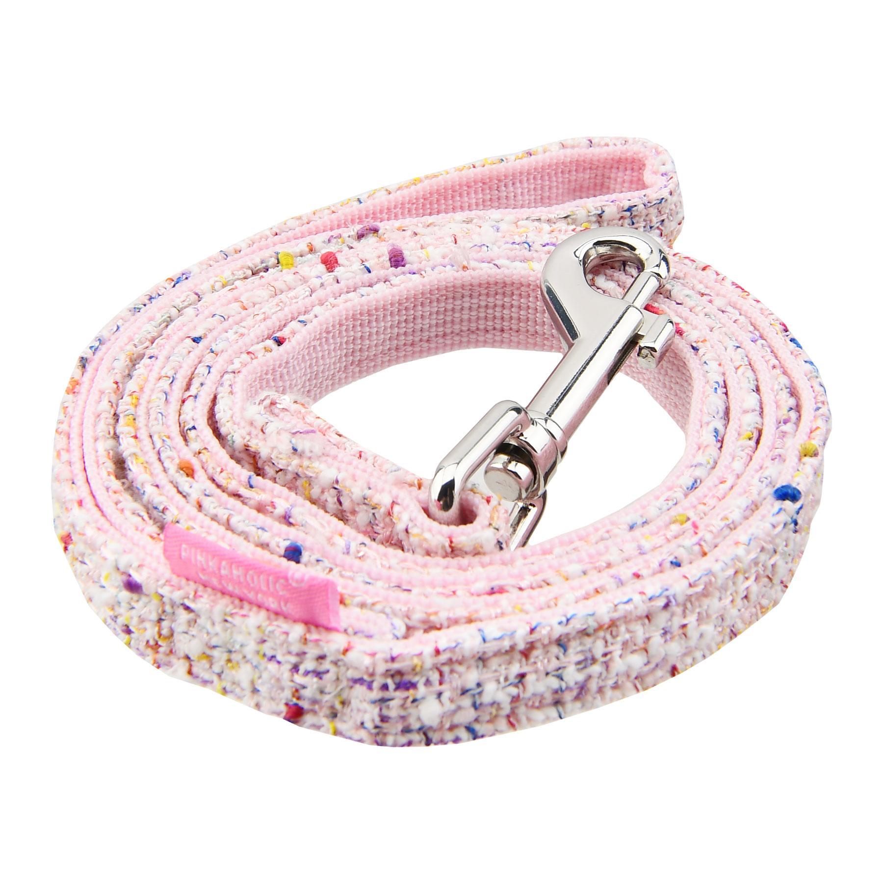 Posh Dog Leash by Pinkaholic - Pink