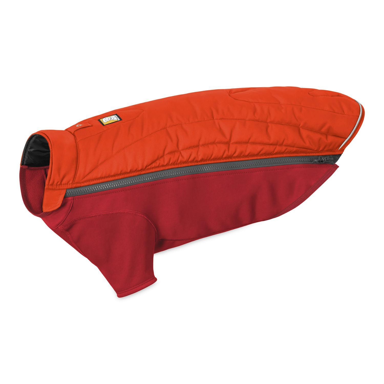 Powder Hound Dog Jacket by RuffWear - Sockeye Red