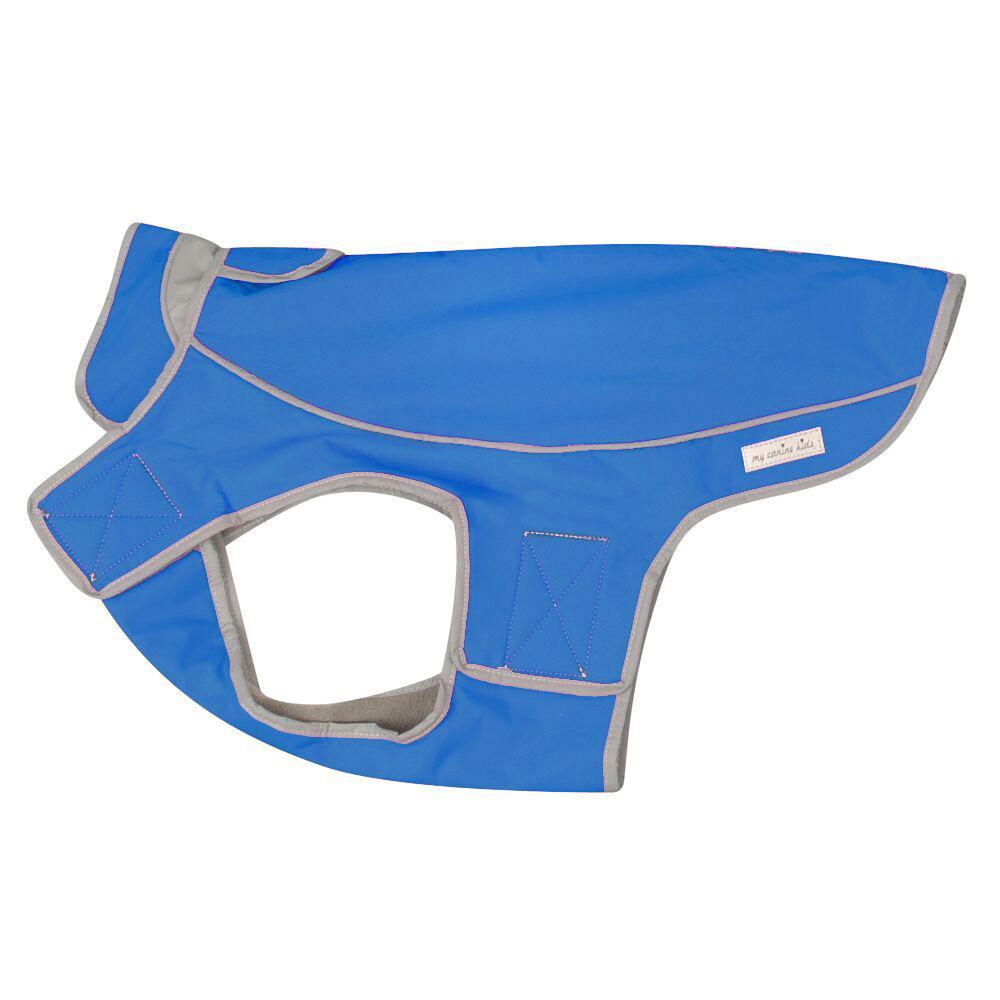 Precision Fit Dog Parka - Royal Blue
