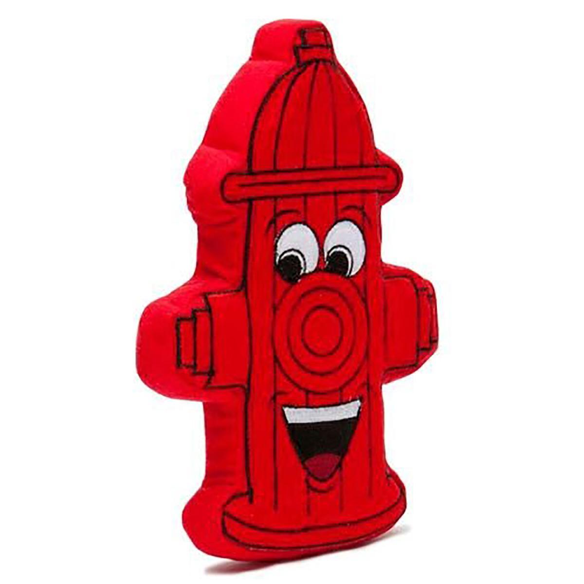 PrideBites Fire Hydrant Dog Toy