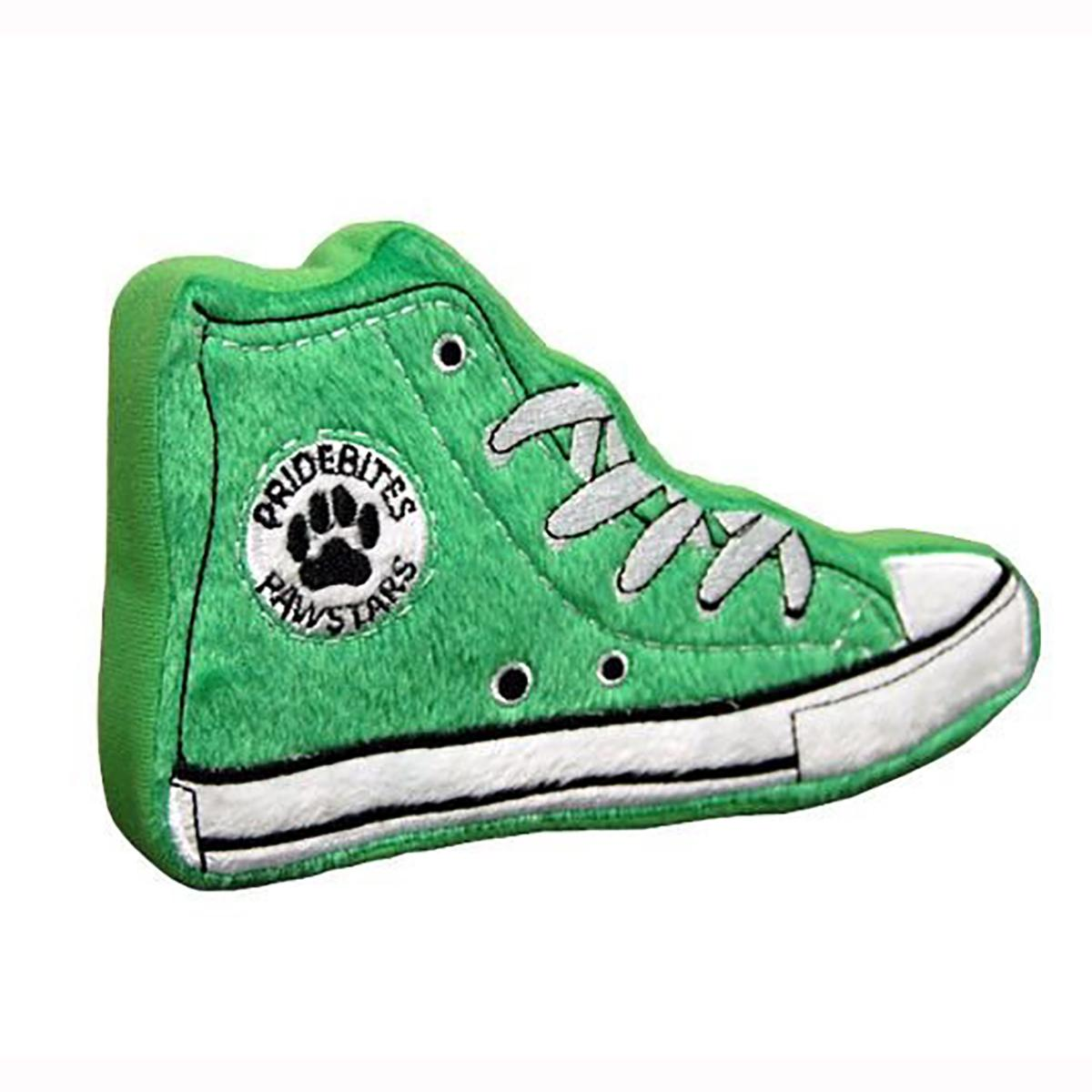 PrideBites Hip Sneaker Dog Toy