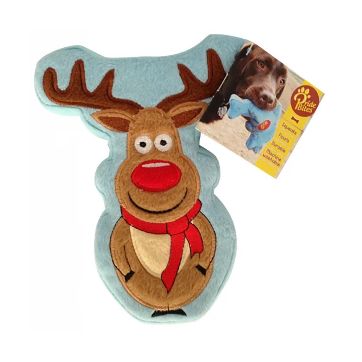PrideBites Reindeer Dog Toy