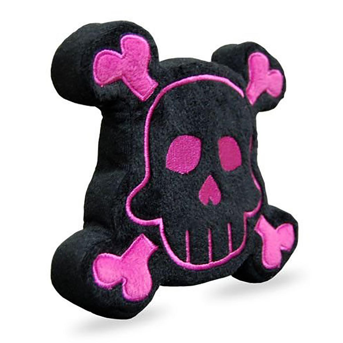 PrideBites Skull & Crossbones Dog Toy