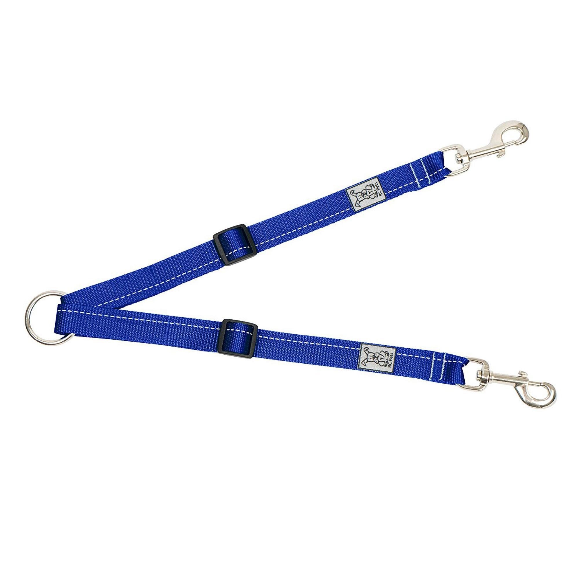 Primary Adjustable Dog Coupler - Royal Blue