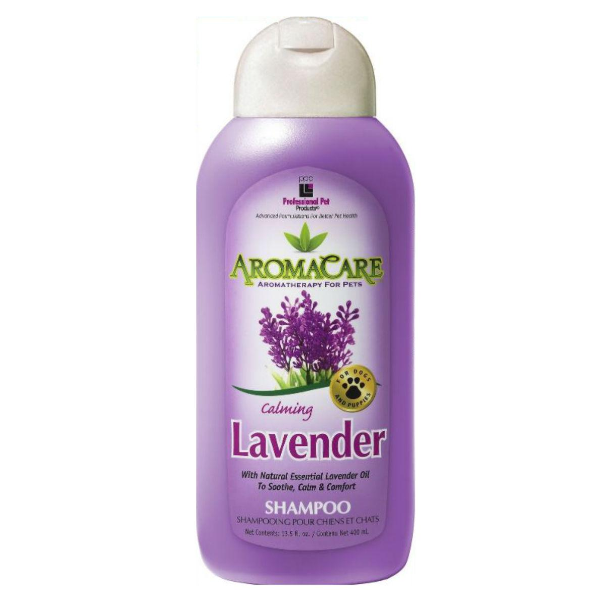 Professional Pet Products AromaCare Dog Shampoo - Calming Lavender