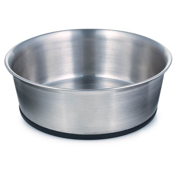 Dog Large Water Bowl Steel