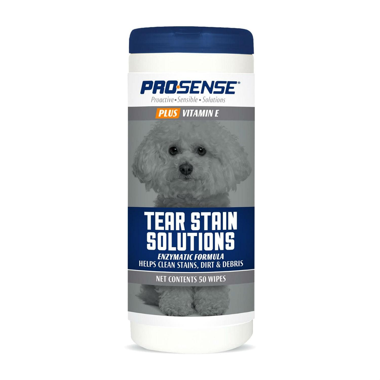 ProSense Plus Tear Stain Solutions Dog Wipes
