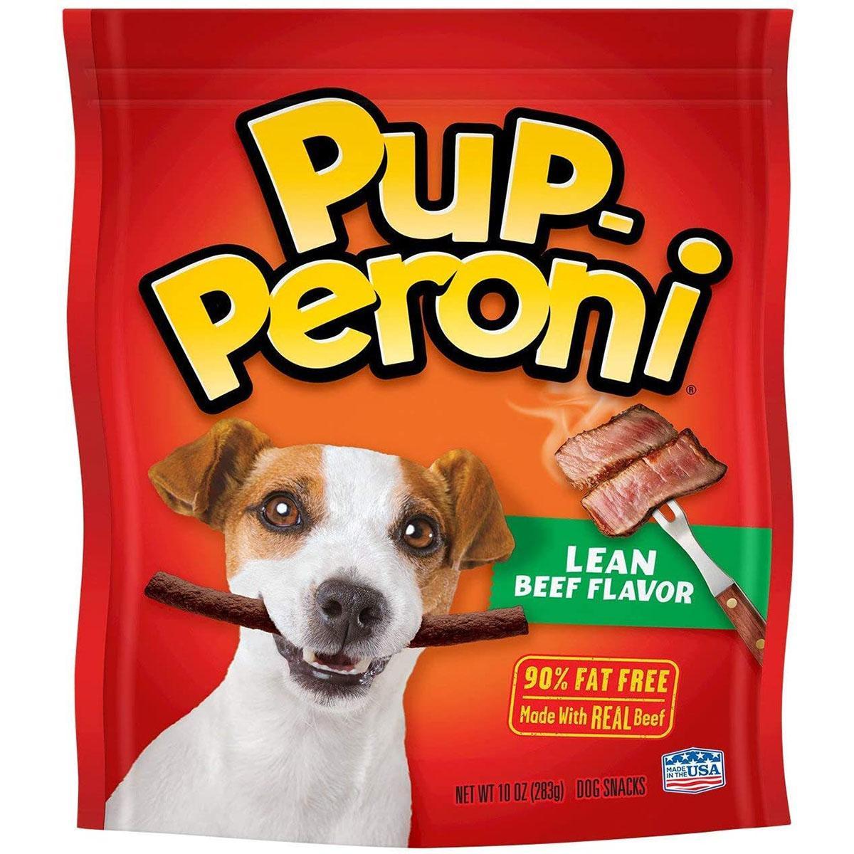 Pup-Peroni Lean Beef Flavor Dog Treats