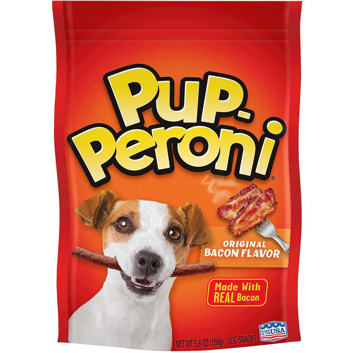 Pup-Peroni Original Bacon Flavor Dog Treats