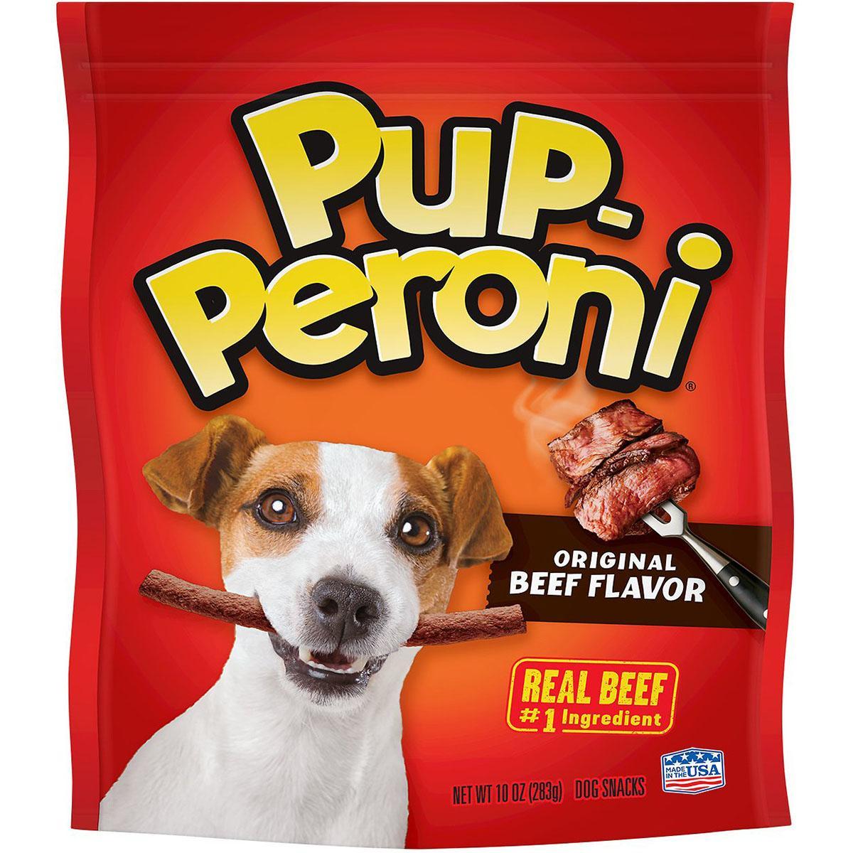 Pup-Peroni Original Beef Flavor Dog Treats