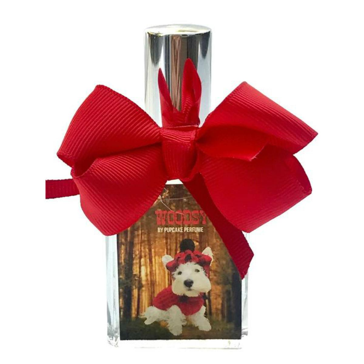 The Dog Squad Pupcake Perfume for Dogs - Woodsy