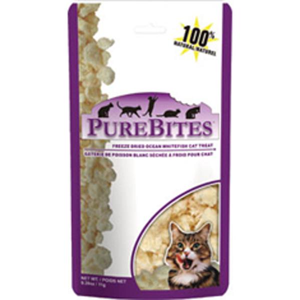 PureBites Cat Treats - Whitefish