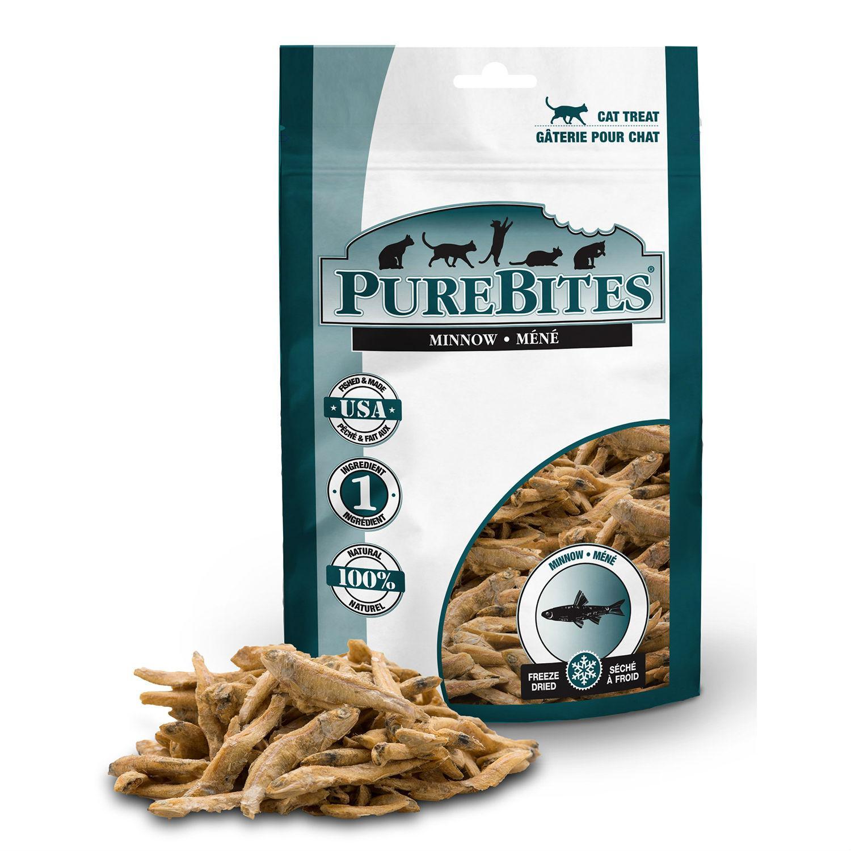PureBites Cat Treats - Minnow