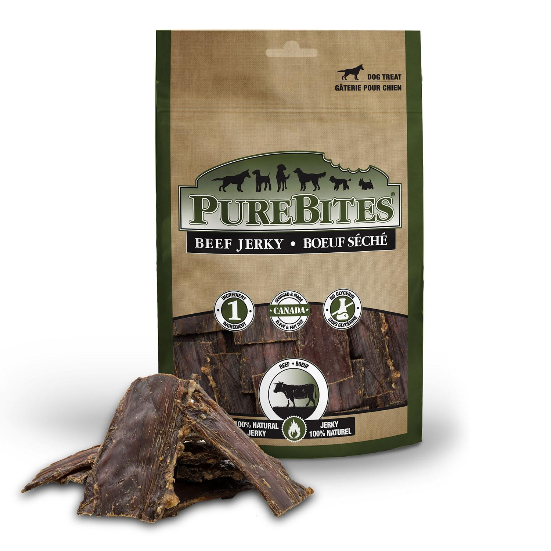 PureBites Jerky Dog Treat - Beef
