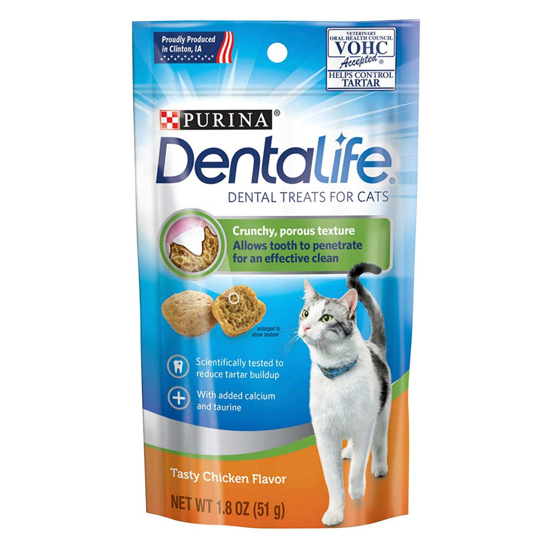 Purina Dentalife Daily Dental Care Cat Treats