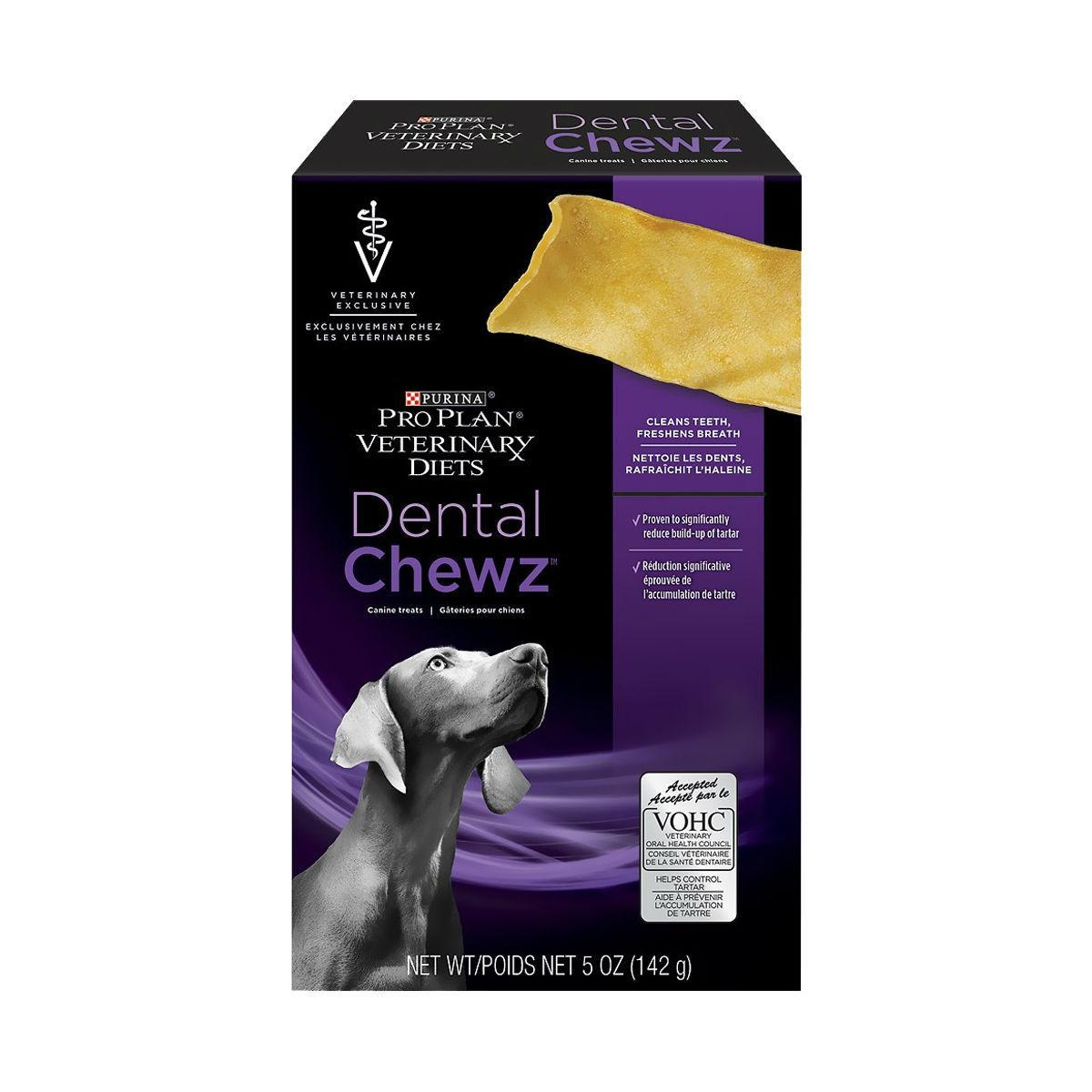 Purina Veterinary Diets Dental Chewz Dog Treats