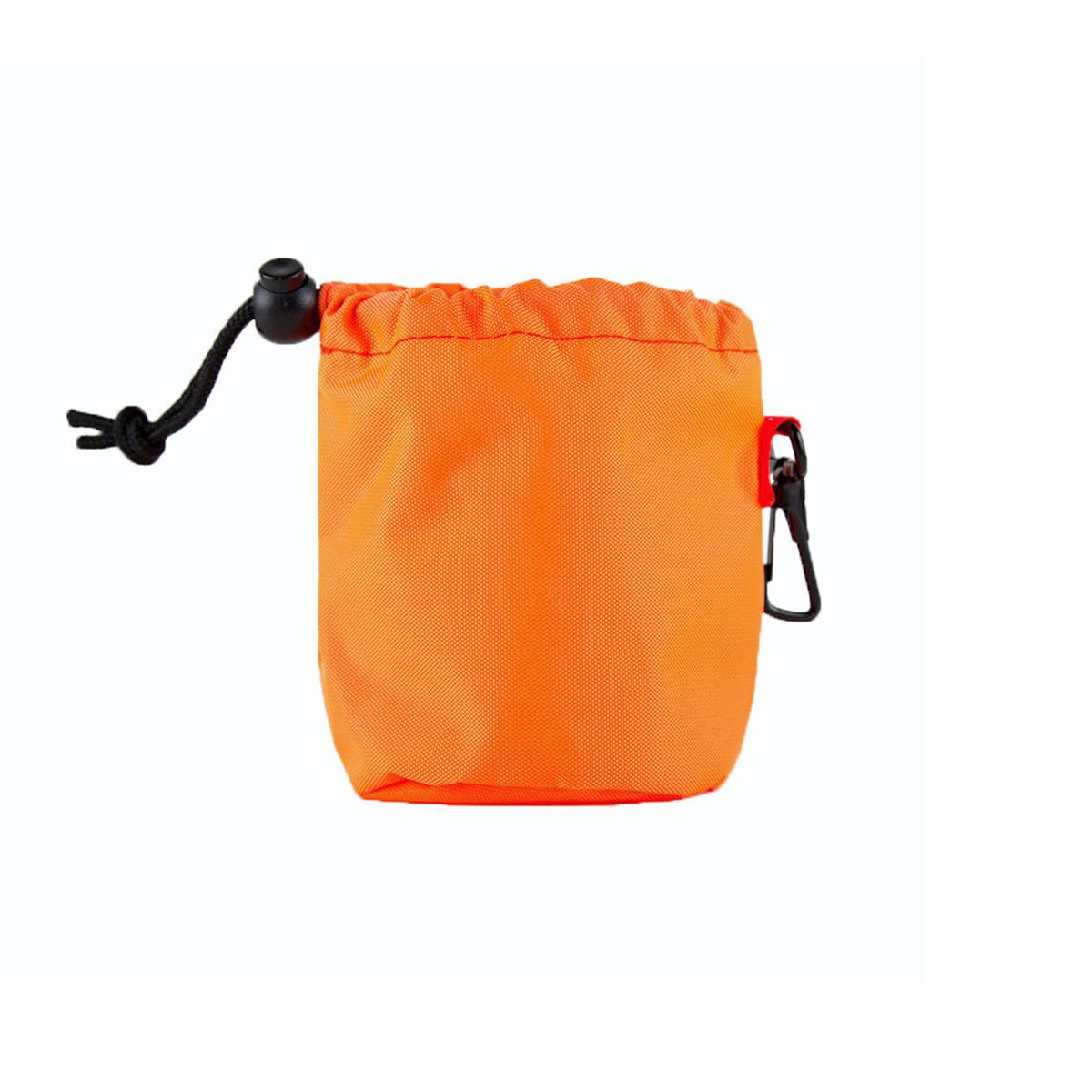 Push Pushi Dog Treat Bag - Safety Orange