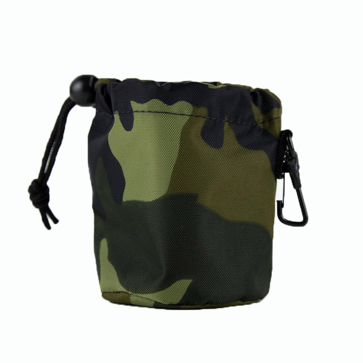Push Pushi Dog Treat Bag Woodland Camo
