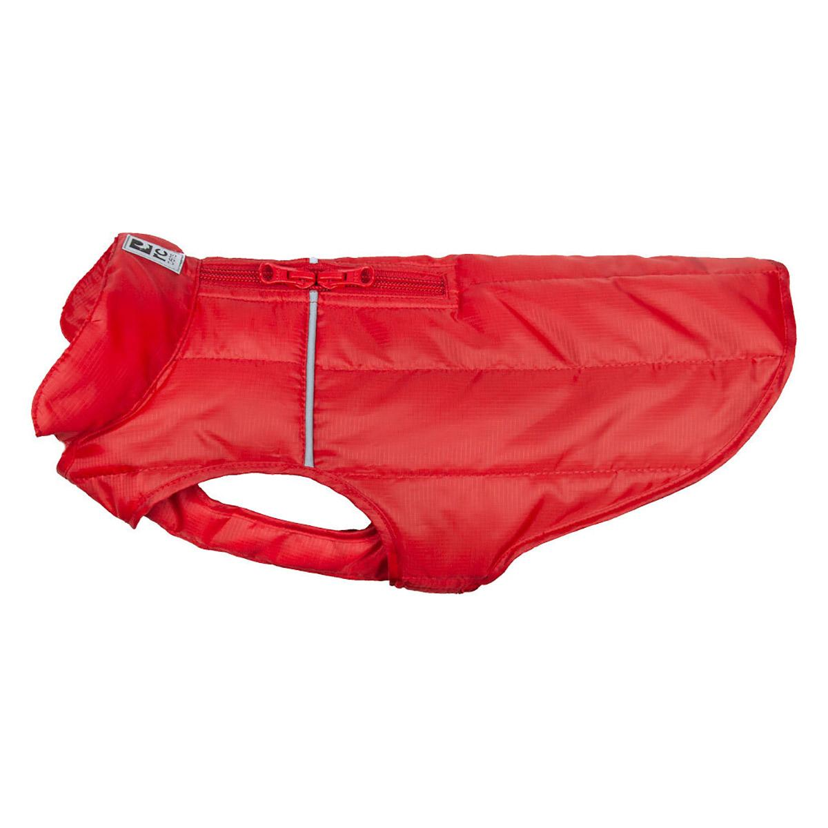 RC Pets Stratus Puffer Dog Coat - Red