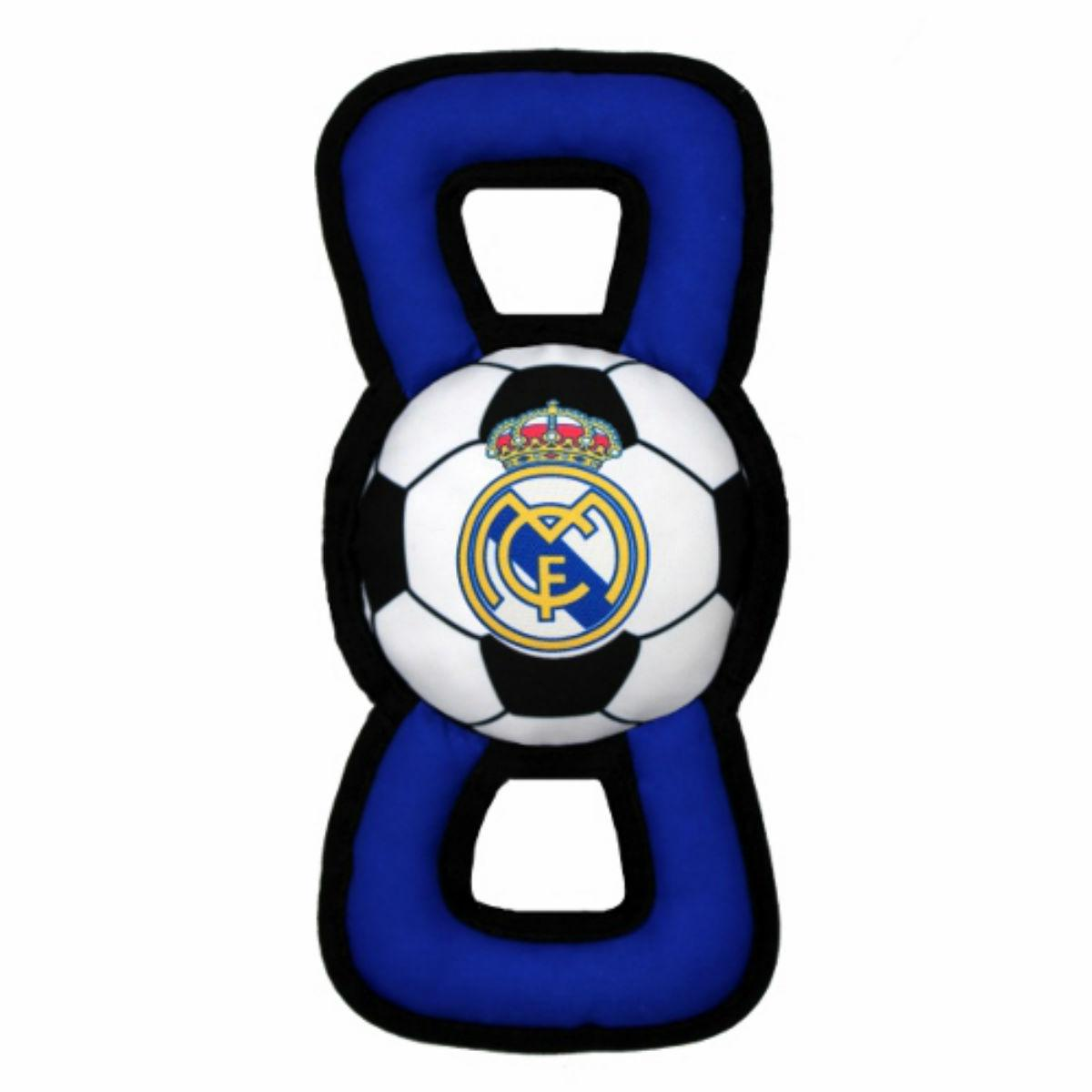 Real Madrid Tug Dog Toy