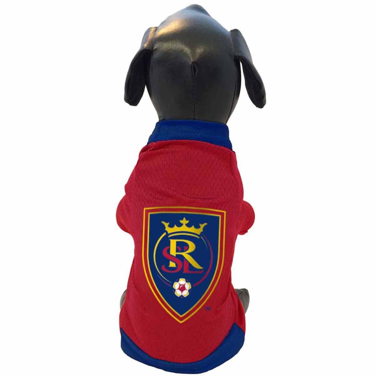 Real Salt Lake Athletic Mesh Dog Jersey