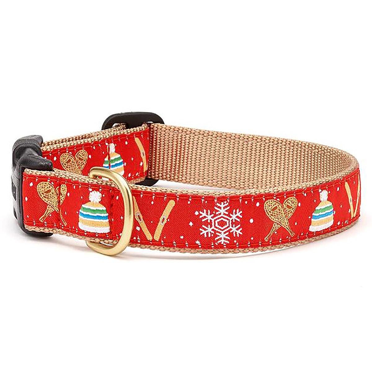 Snowshoes Dog Collar by Up Country