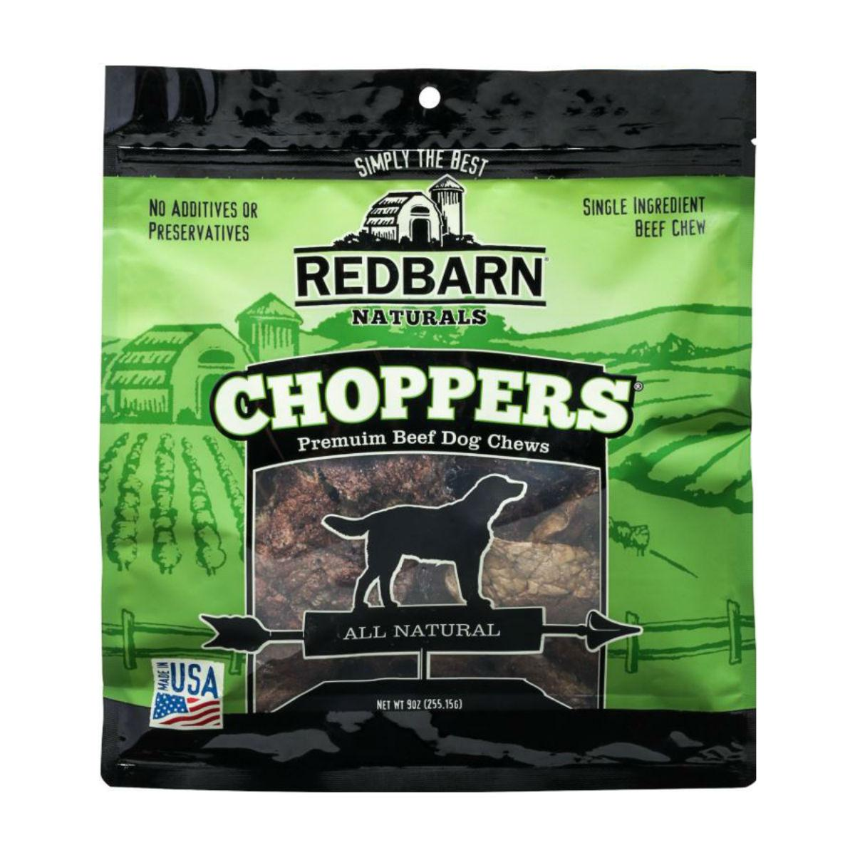 Redbarn Naturals Choppers Beef Dog Treats