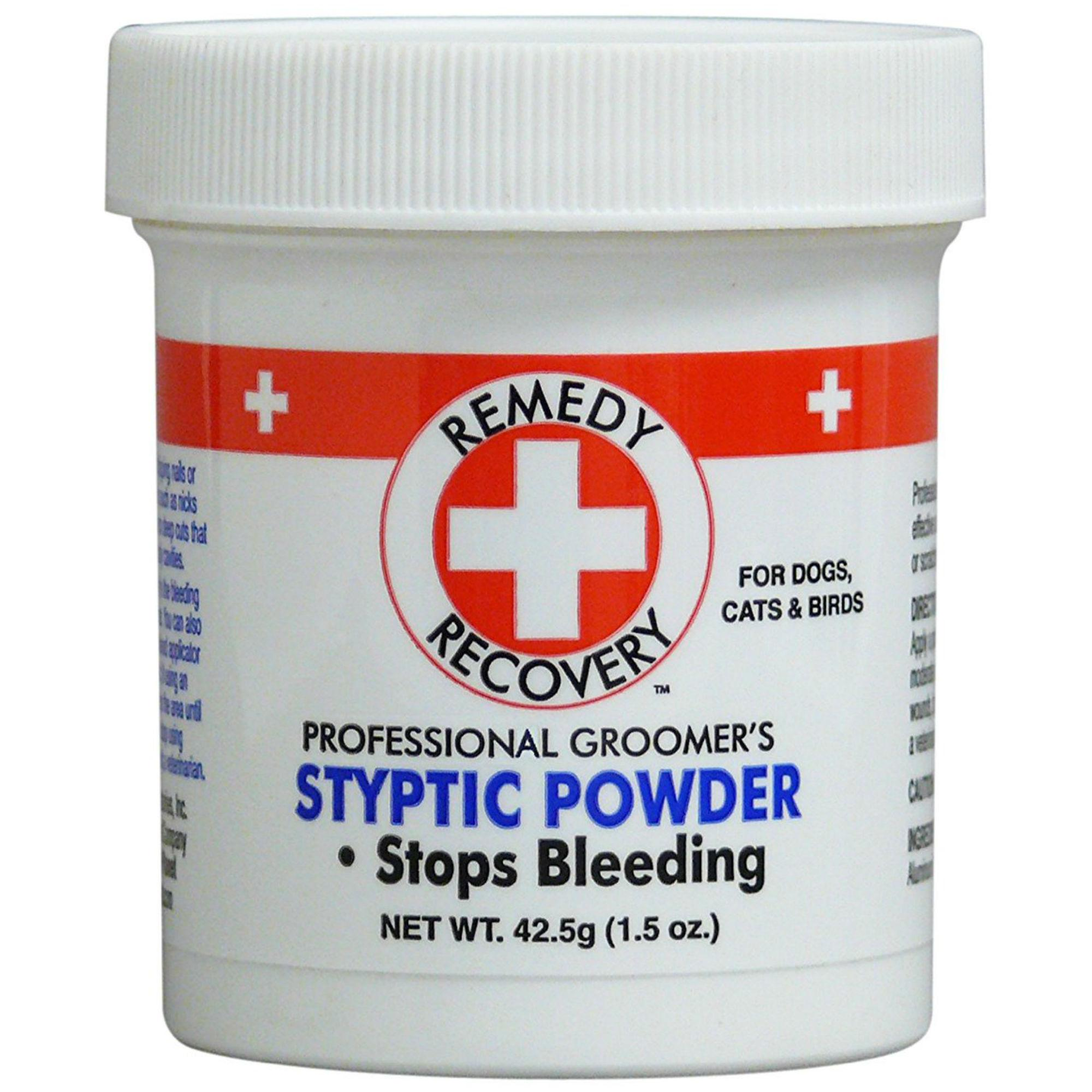 Remedy and Recovery Pet Styptic Powder