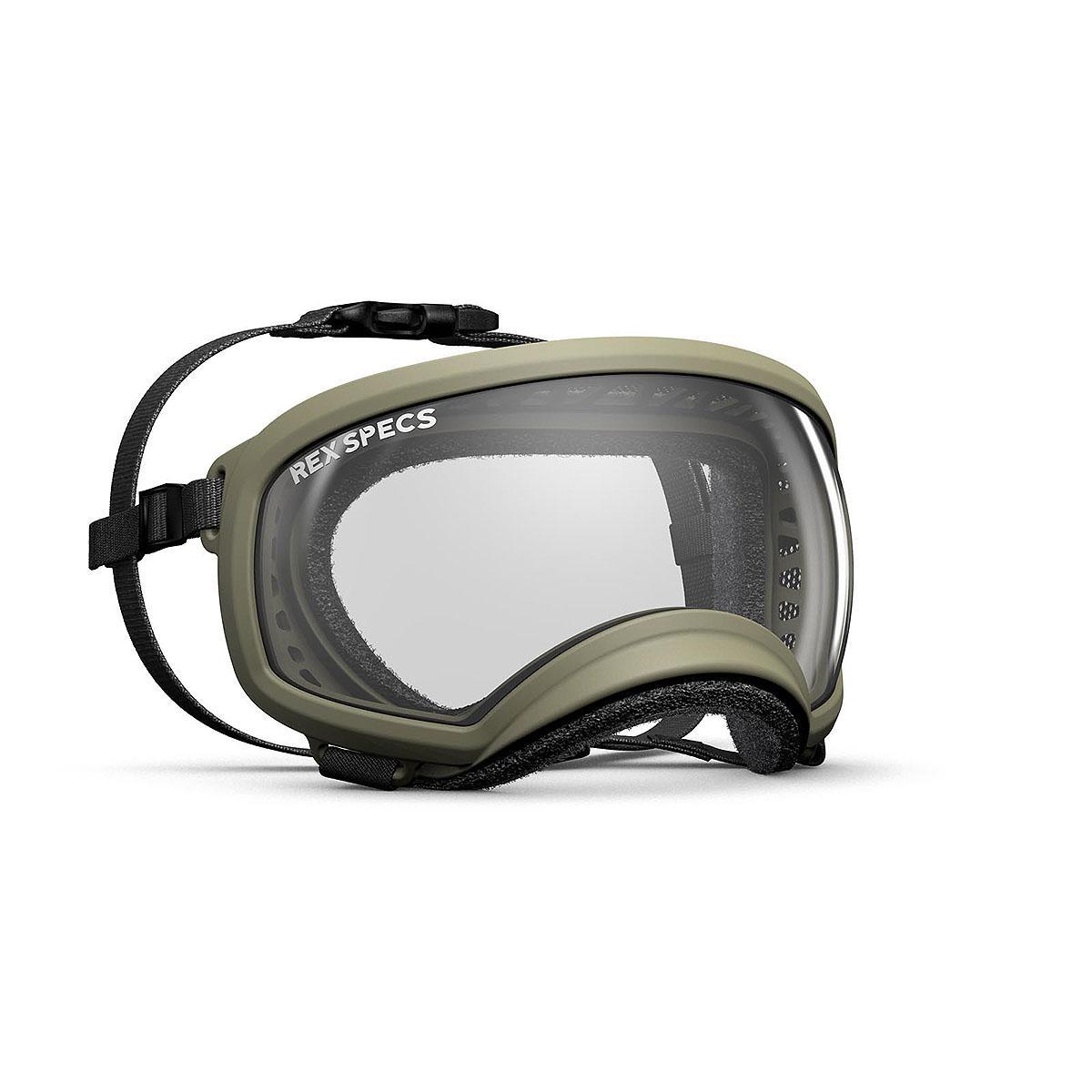 Rex Specs Dog Goggles - Coyote Tan