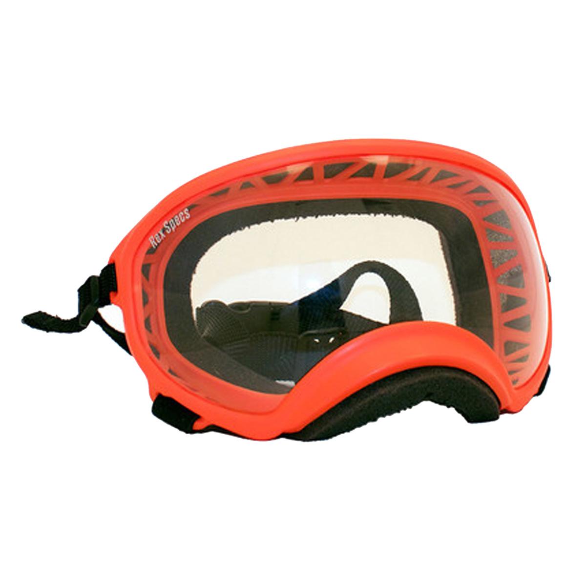 Rex Specs Dog Goggles - Orange