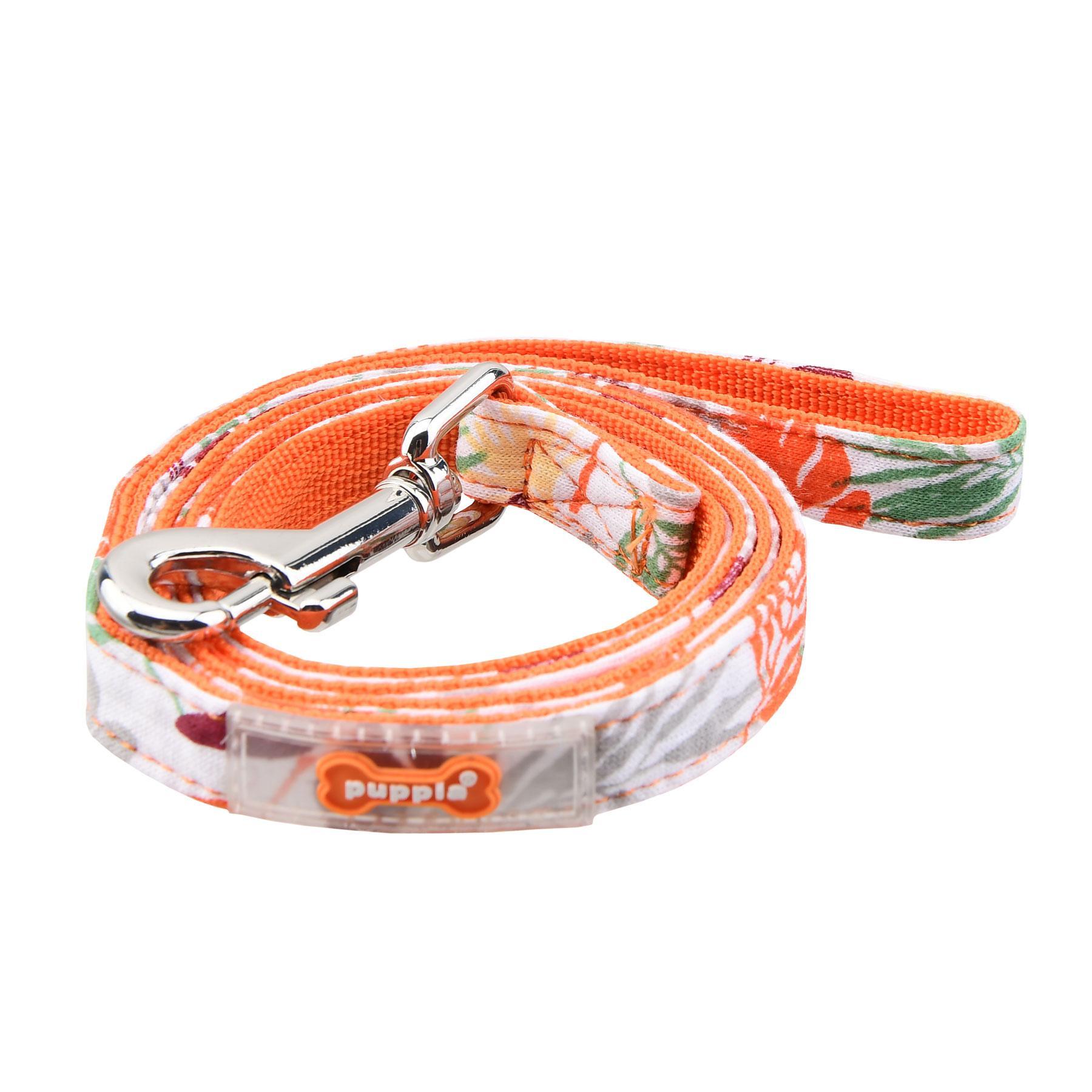 Rowan Dog Leash by Puppia - Orange