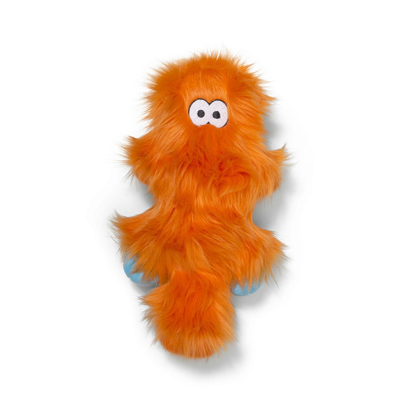 Rowdies Sanders Dog Toy by West Paw - Orange