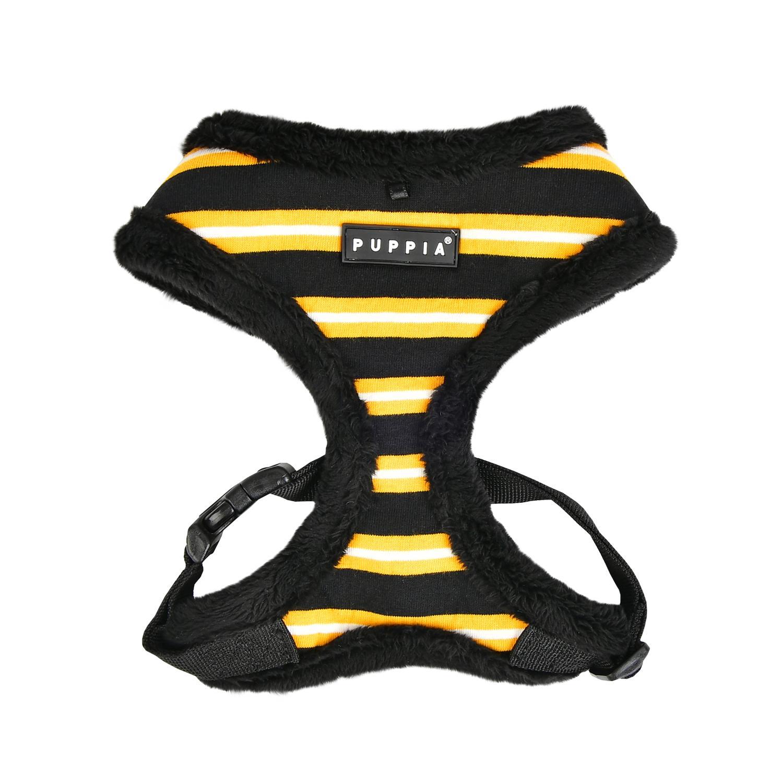Rowdy Dog Harness by Puppia - Black