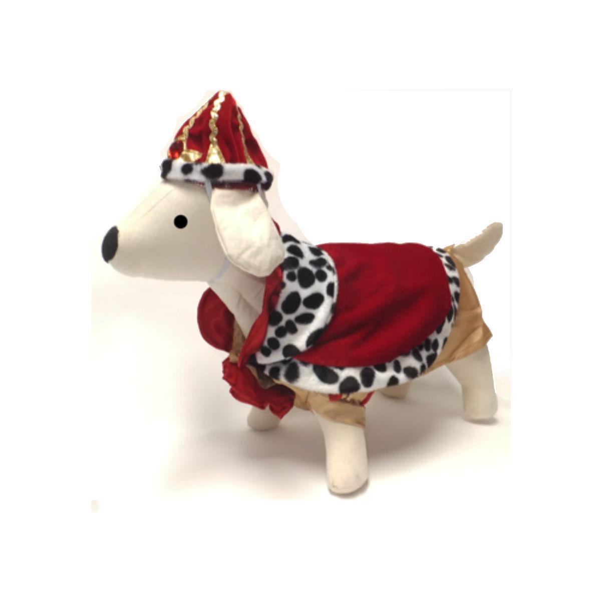 Royal King Dog Costume