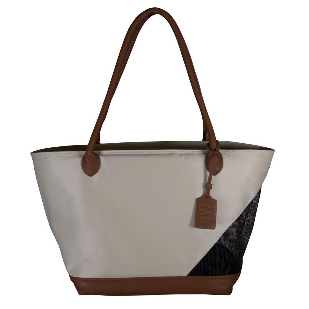 R&R Tote Bag Pet Carrier - Sand