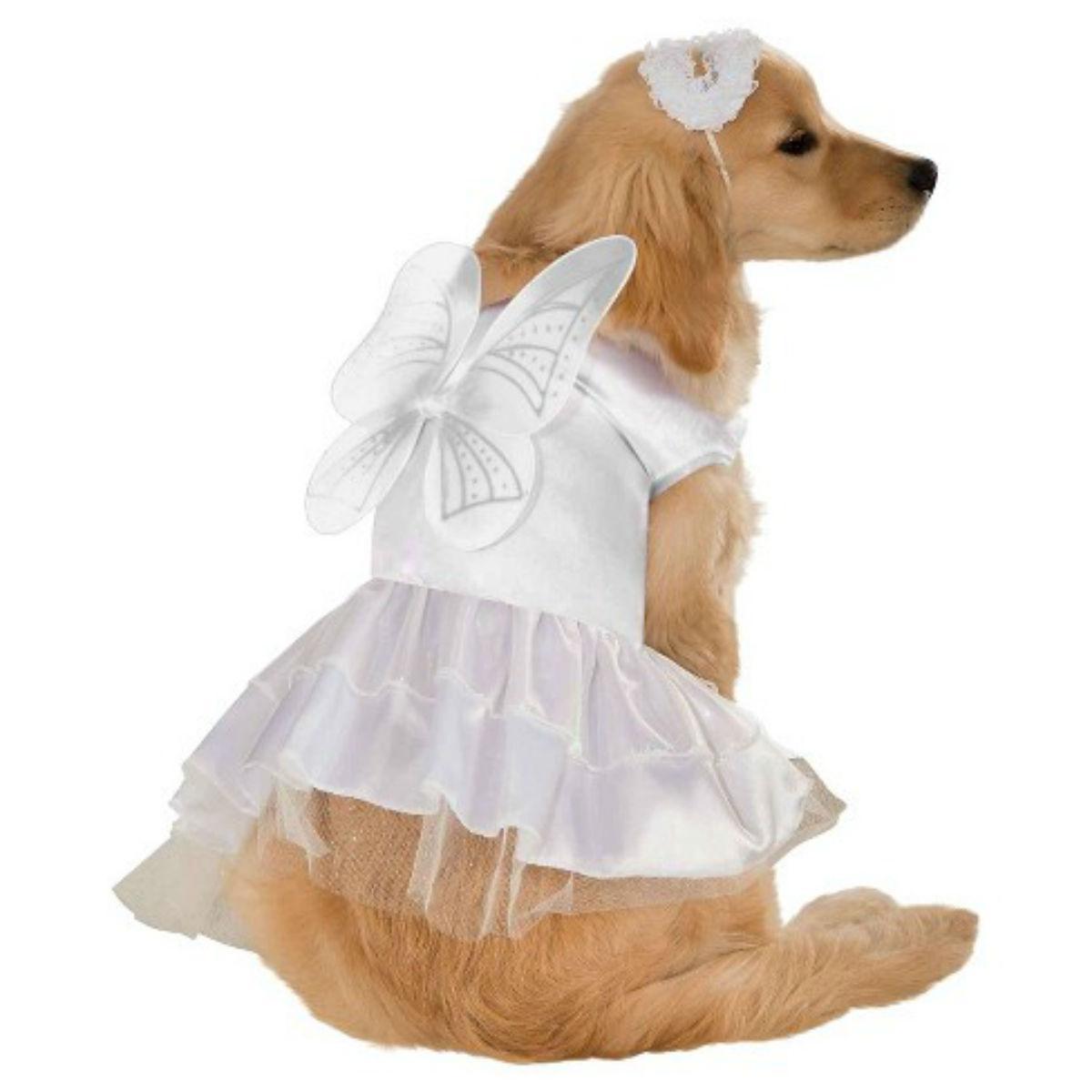 Rubies Angel Dog Halloween Costume