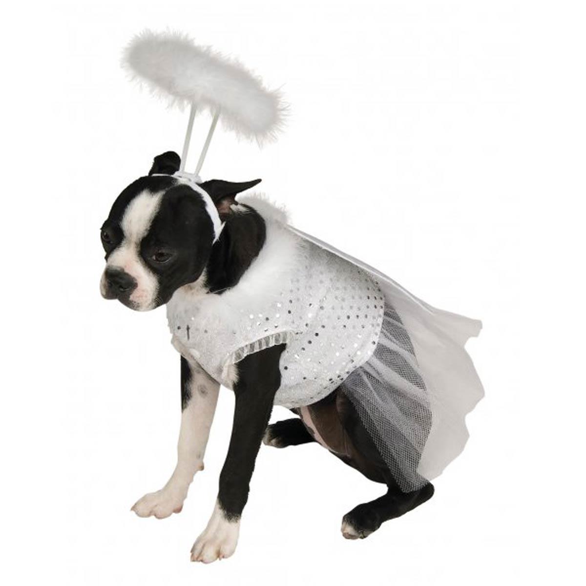 Rubie's Angel Dress Dog Costume