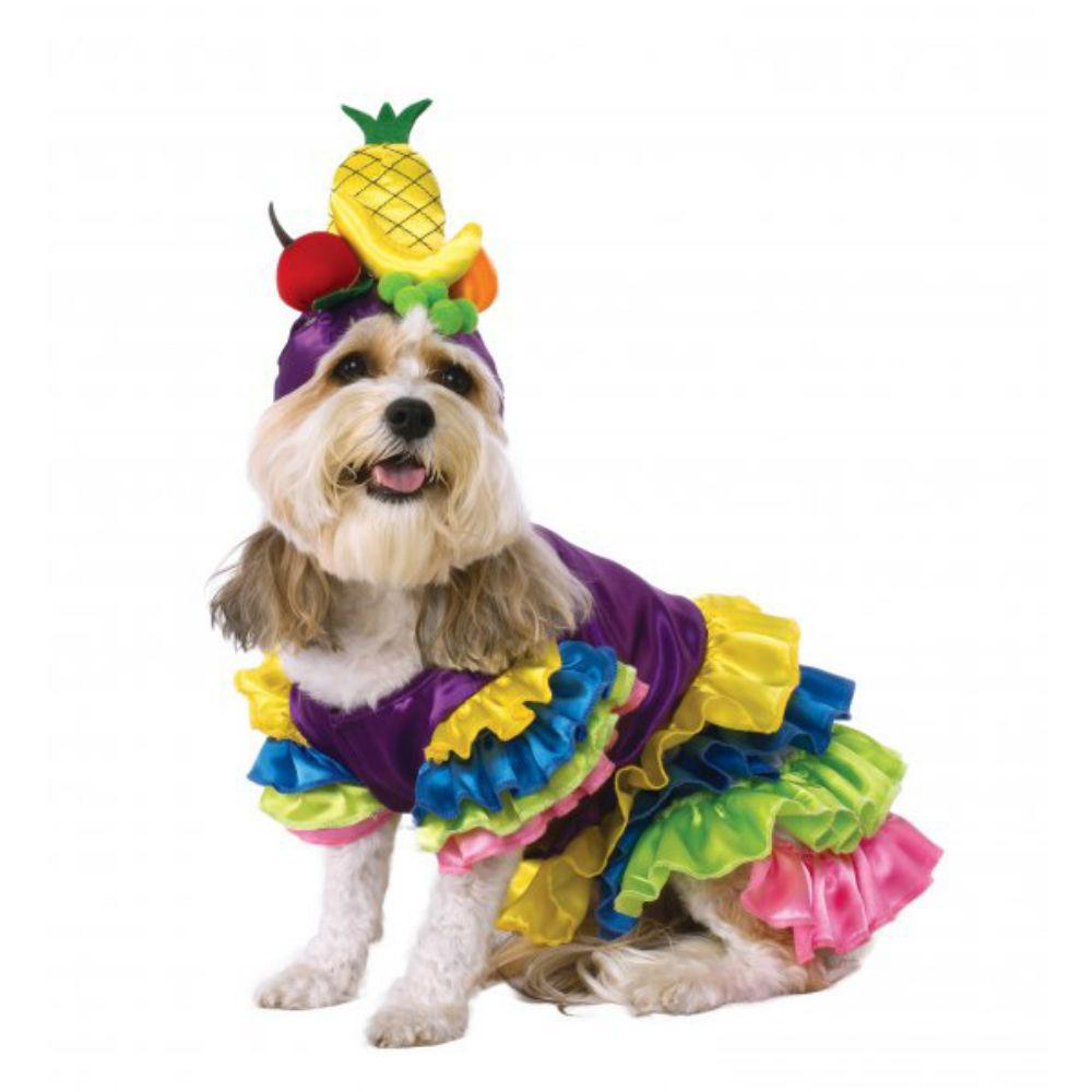 Rubies Brazilian Bombshell Dog Costume