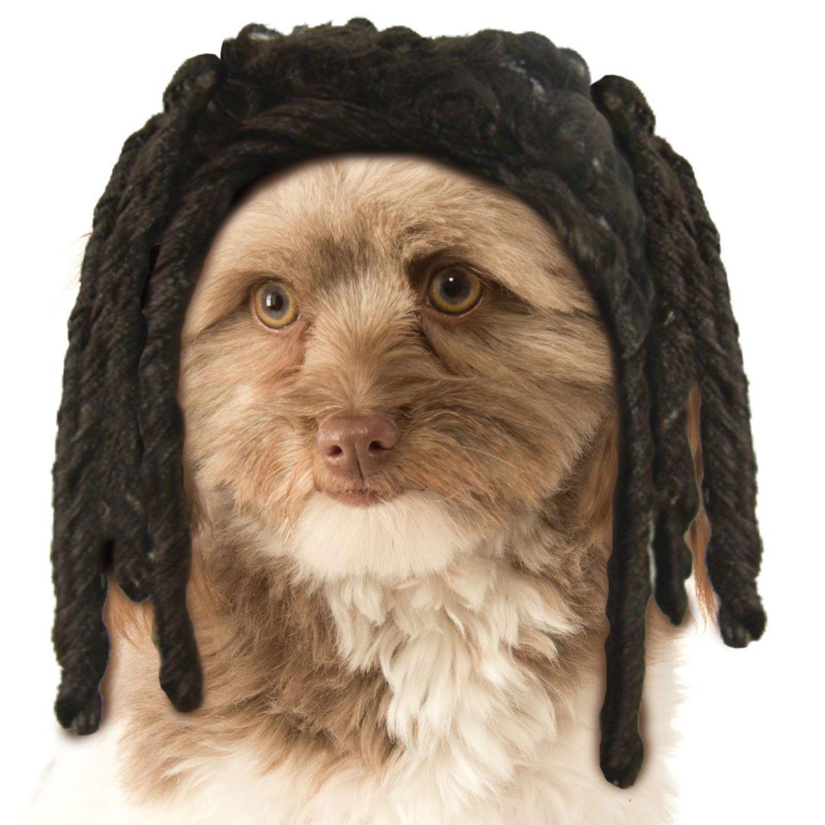 Rubies Dreadlocks Dog Wig