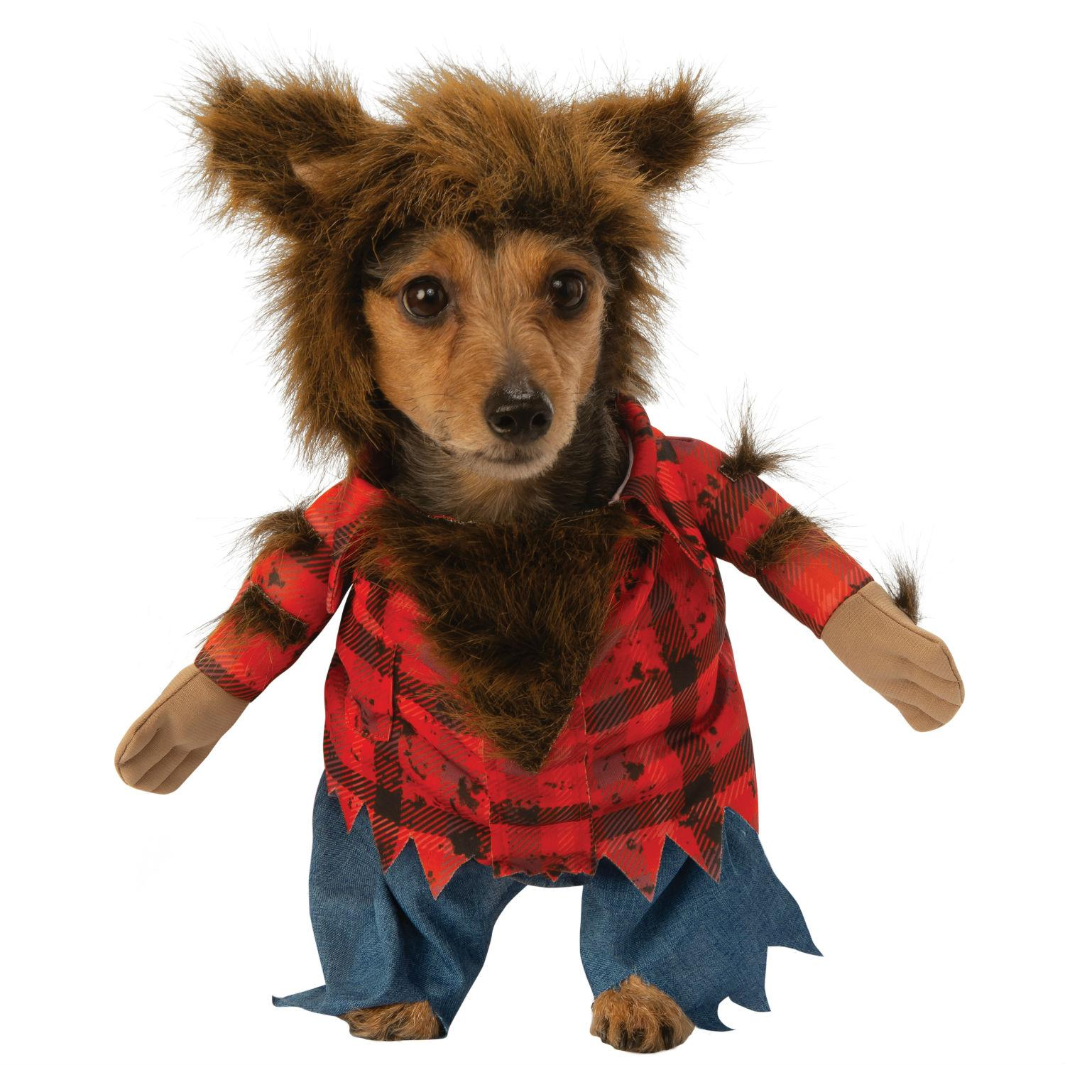 Rubies Walking Werewolf Dog Costume