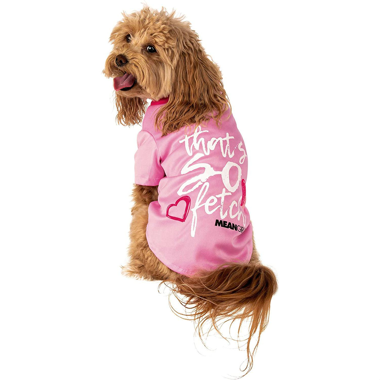 Rubie's Mean Girls So Fetch.. T-Shirt Dog Costume