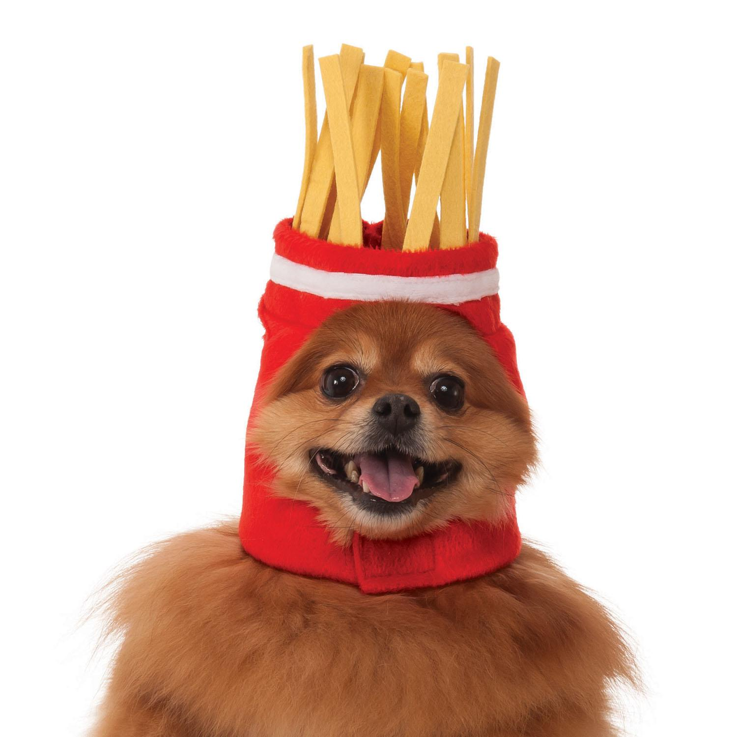 Rubie's French Fries Hat Dog Costume
