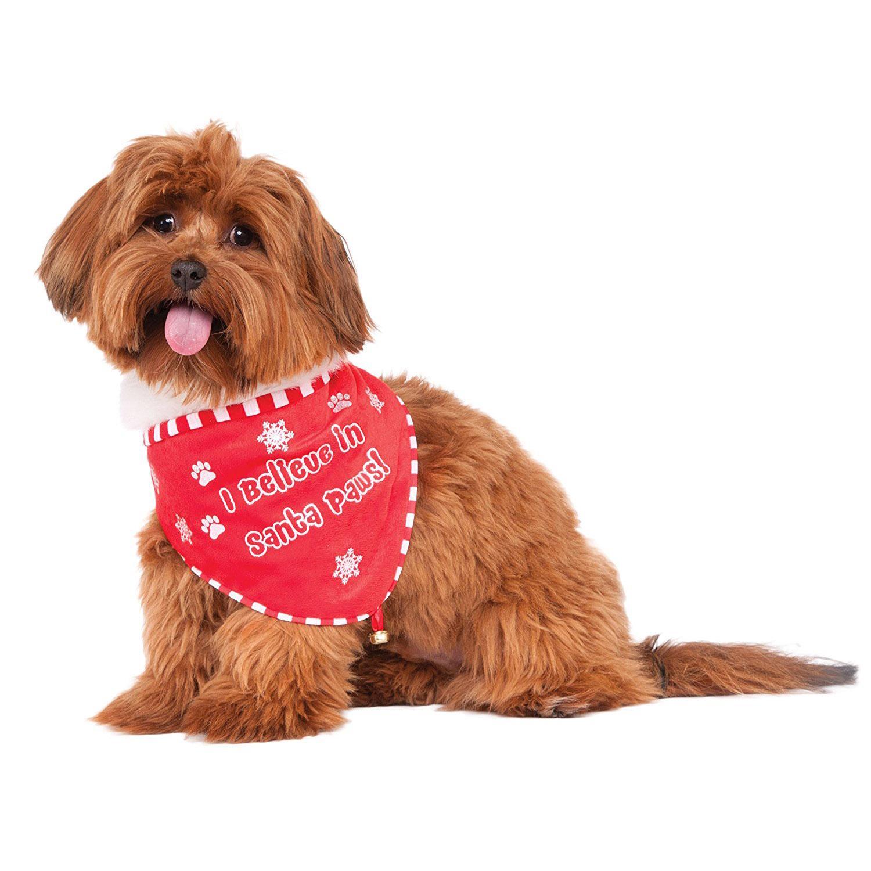 Rubie's Santa Paws Dog Bandana