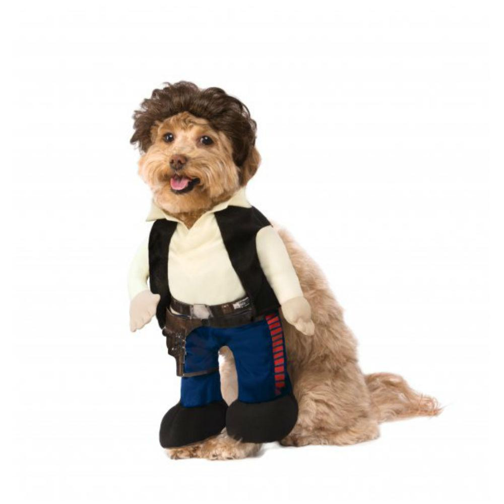 Star Wars Walking Han Solo Dog Costume by Rubies