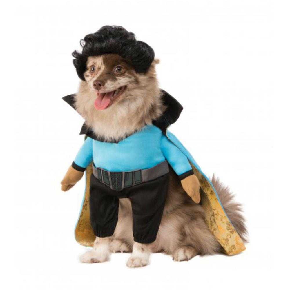 Star Wars Walking Lando Calrissian Dog Costume by Rubies