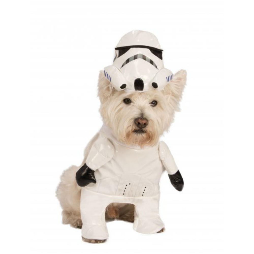 Star Wars Walking Stormtrooper Dog Costume by Rubies