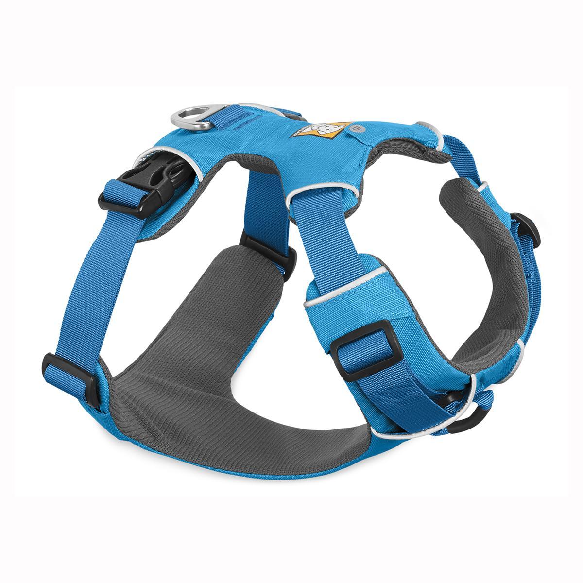 Front Range Dog Harness by Ruffwear - Blue Dusk