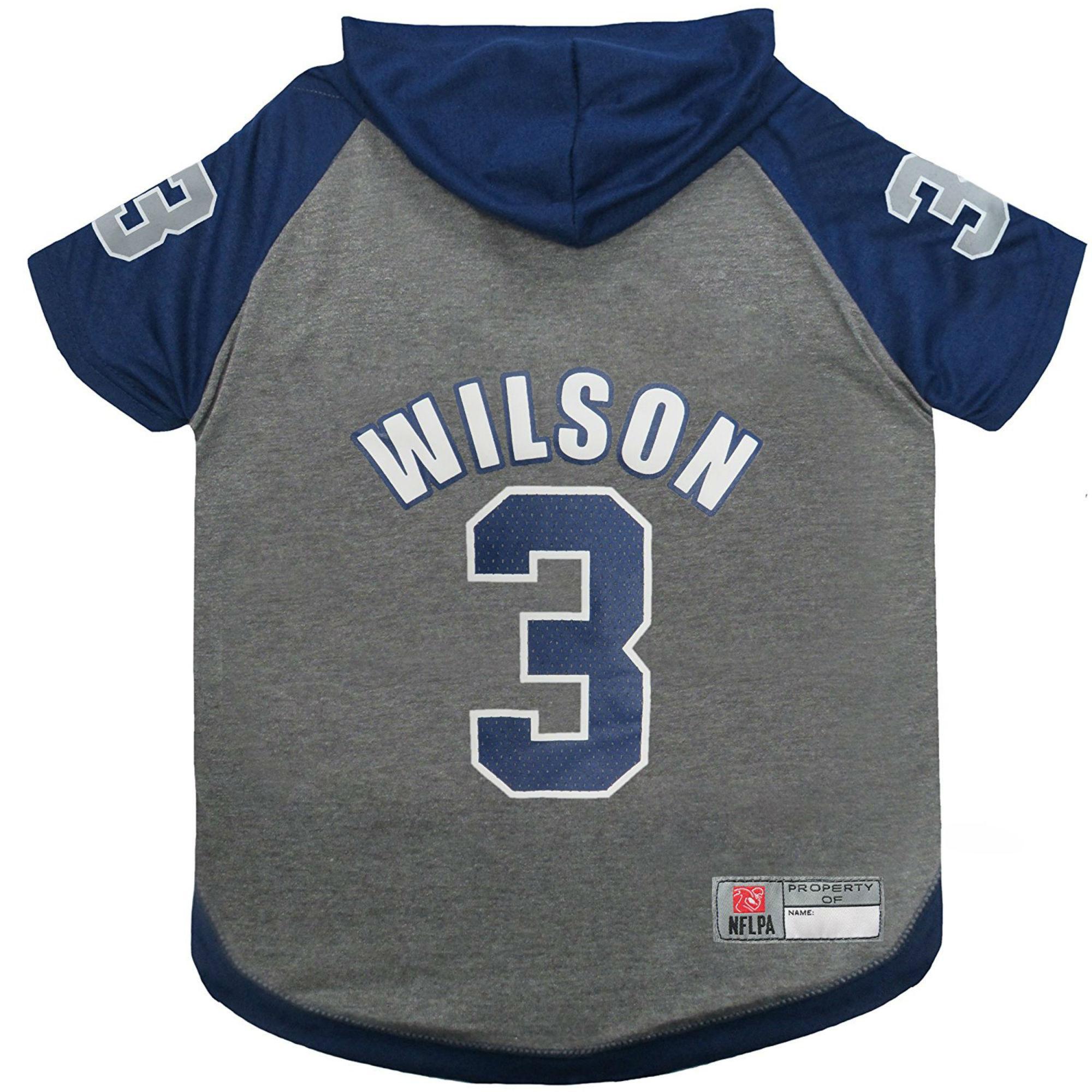 Russell Wilson Dog Hoodie T-Shirt