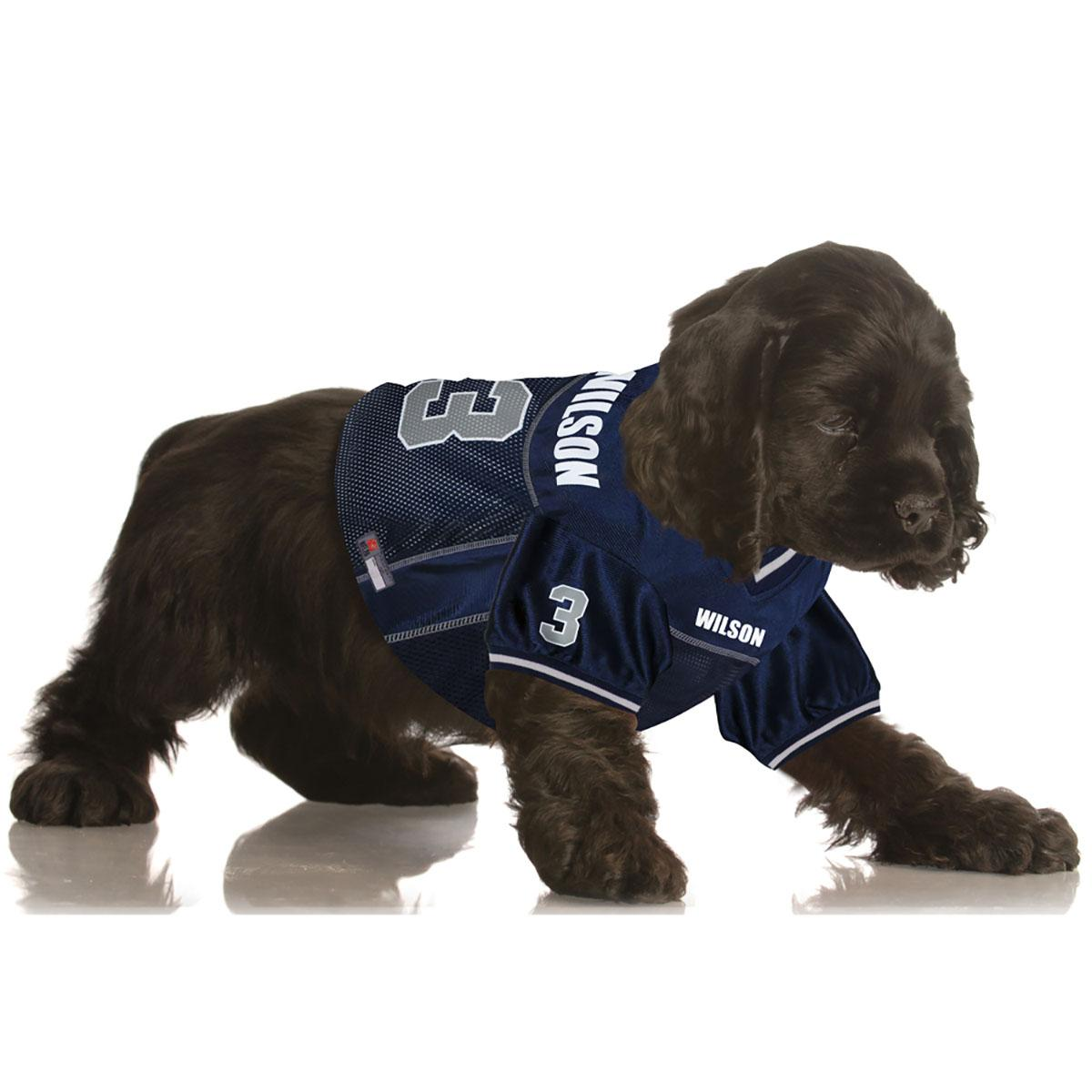 Russell Wilson Dog Jersey